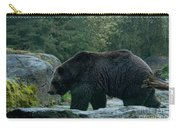 Grizzly Bear Or Brown Bear Carry-all Pouch