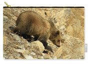 Grizzly On The Rocks Carry-all Pouch