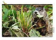 Ground Hog Lunch Carry-all Pouch