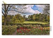 Grounds At Leeds Castle  Carry-all Pouch