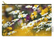 Group Of Daisies Carry-all Pouch