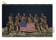 Group Photo Of U.s. Marines Carry-all Pouch