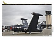 Grumman F9f-5p Panther Carry-all Pouch