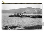 Guanica Harbor - San Juan - Puerto Rico - C 1899 Carry-all Pouch