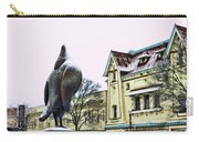 Guard Pigeon And Liberty Theater Carry-all Pouch