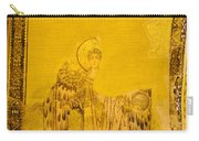 Guardian Angel Byzantine Art Carry-all Pouch