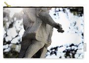 Guardian Angel With Light From Above Carry-all Pouch