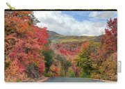 Guardsman Pass To Midway In The Fall - Utah Carry-all Pouch