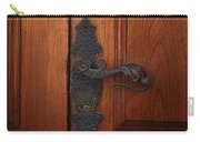 Guatemala Door Decor 5 Carry-all Pouch