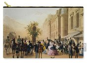Guerard: Cafe Tortoni, 1856 Carry-all Pouch