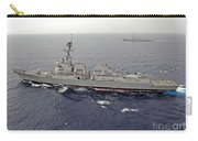 Guided Missile Destroyers Uss Dewey Carry-all Pouch