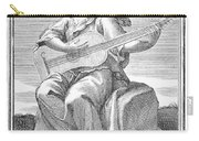 Guitar, 1723 Carry-all Pouch