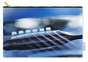 Guitar Abstract 4 Carry-all Pouch