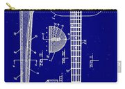 Gibson Guitar Truss Rod Patent 1923 Carry-all Pouch