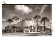 Gulfport Casino In Sepia Carry-all Pouch