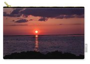 Gulfview Sunset Carry-all Pouch