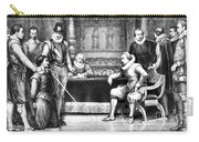 Guy Fawkes, English Soldier Carry-all Pouch