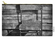 Hair Cut  Carry-all Pouch by Empty Wall