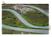 Hairpin Bends In The, Healy Pass, Beara Carry-all Pouch