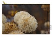 Hairy Aster Carry-all Pouch