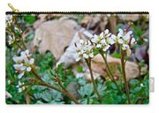 Hairy Bittercress - Cardamine Hirsuta Carry-all Pouch
