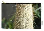 Hairy Cactus Carry-all Pouch