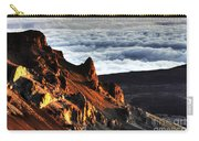 Haleakala Morning Cloud Carry-all Pouch