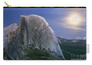 Half Dome Moon Rise Carry-all Pouch