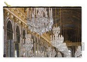 Hall Of Mirrors At Palace Of Versailles France Carry-all Pouch