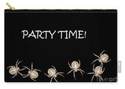 Halloween Greetings. Spider Party Series #01 Carry-all Pouch