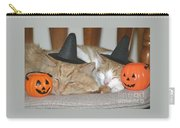Halloween Party Animals Carry-all Pouch