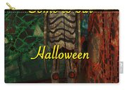 Halloween Party Invitation - Skeleton Carry-all Pouch