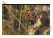 Halloween Pennant Dragonfly Carry-all Pouch