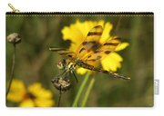 Halloween Pennant Carry-all Pouch