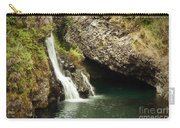 Hana Waterfall Carry-all Pouch by Scott Pellegrin