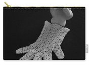 Hand And Glove Carry-all Pouch by Barbara St Jean