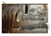 Hand Of Thai Buddha Carry-all Pouch