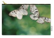 Handkerchief Butterfly Or Wood Nymph Carry-all Pouch