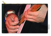 Sun In The Hands And Guitar Of Uli Jon Roth Carry-all Pouch