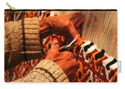 Hands Of The Carpet Weaver Carry-all Pouch