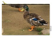 Handsome Mallard Carry-all Pouch