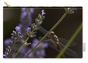 Hanging In The Lavender Carry-all Pouch
