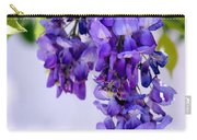 Hanging Purple Passion Carry-all Pouch
