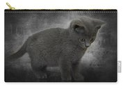 Hannah's Kitten Carry-all Pouch