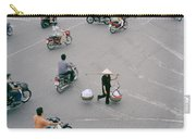 Hanoi Woman Carry-all Pouch