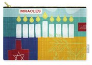 Hanukkah Miracles Carry-all Pouch