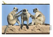 Hanuman Langurs Grooming Carry-all Pouch