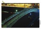 Hapenny Bridge, Dublin City, Co Dublin Carry-all Pouch