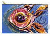 Happified Swirl Fish Carry-all Pouch