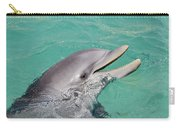Happy Atlantic Bottlenose Dolphin Carry-all Pouch